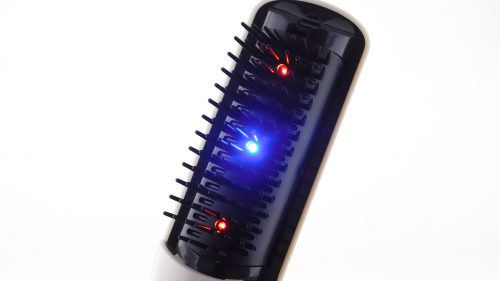 Hairbrush Massager