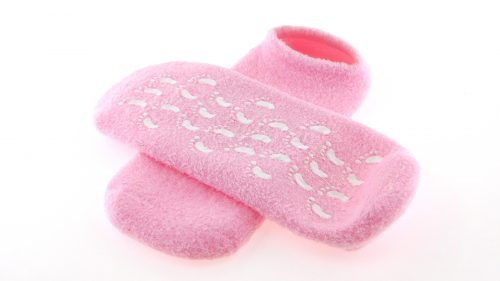 Orchid Spa Moisture Socks