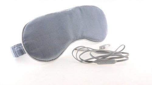 Silk Eye Mask with Heating