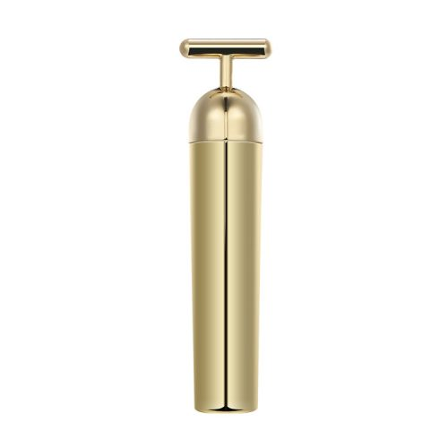 Gold Pulse Facial Massager