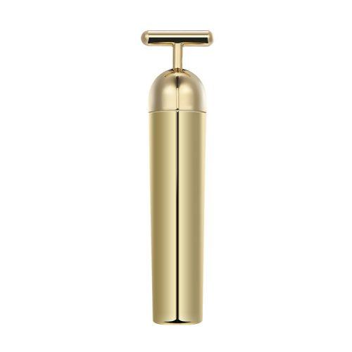 Gold Pulse Facial Massager